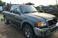 Ford Ranger 2004 Super Cab 4x4 Green for sale