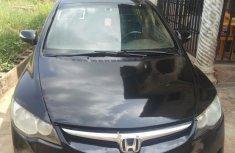 Honda Civic 2006 1.8i-VTEC VXi Automatic Black for sale