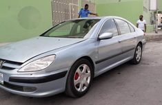 Keyless entry Peugeot 607 2004 Blue for sale