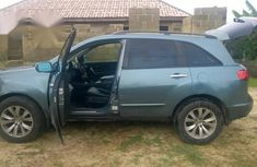 A well maintained Acura MDX 2006 Blue color for sale