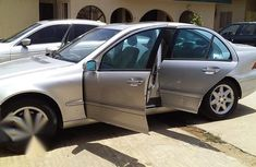 Mercedes-Benz C230 2002 Gray for sale