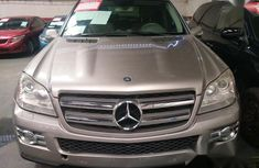 Mercedes-Benz GL450 2007 Gold for sale