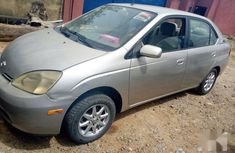 Toyota Prius 2002 Silver for sale