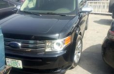 Ford Flex Limited AWD 2009 Blue for sale
