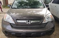 Honda CR-V 2009 LX 4WD Automatic Brown for sale