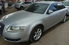 Audi A6 2.4 2007 Silver for sale