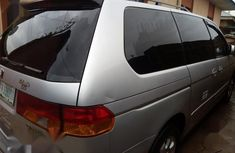 Honda Odyssey 2004 Gray for sale