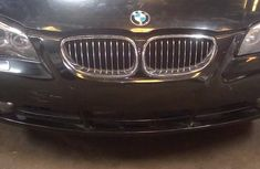 Very clean BMW 525i 2007 Black for sale