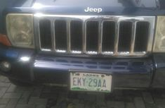 Jeep Commander 2008 Limited 4x4 Blue for sale