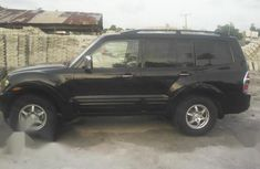 Mitsubishi Montero 2002 LWB Black for sale