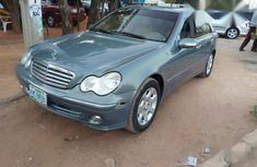 Mercedes-Benz C240 2004 Gray for sale
