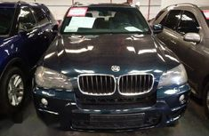Very clean interior BMW X5 2010 Green for sale
