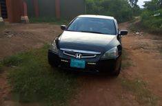 Honda Accord 2004 Automatic Black for sale
