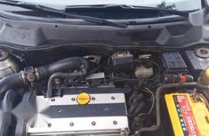 Opel Astra 2005 Silver for sale