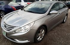 Hyundai Accent 2012 GS Automatic Silver for sale