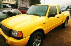 Ford Ranger 2003 Yellow for sale