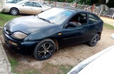 Mazda 323 1998 1.5 GLX Blue for sale
