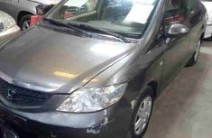 Honda City 2005 grey for sale