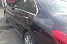 Mercedes-Benz C300 2018 Black for sale