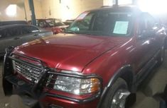 Ford Escape 2006 XLT 2.3 4WD Red for sale