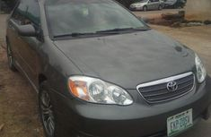 Toyota Corolla 2006 S Gray for sale
