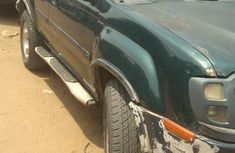 Nissan Xterra 2003 Automatic Green for sale