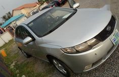 Kia Cerato 2009 Silver for sale