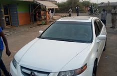 Acura TL 2006 Automatic White for sale