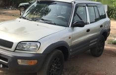 Toyota RAV4 1999 Silver for sale