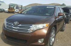 Toyota Venza 2010 V6 Brown for sale