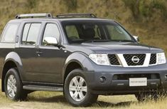 Nissan Pathfinder 2005 (Lorry) review & prices in Nigeria