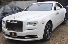 New Rolls-Royce Phantom 2018 White for sale
