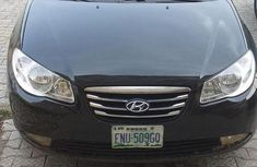 Hyundai Elantra 2011 Black with excellent shape for sale