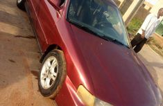 Honda Accord 1997 Aerodeck Red for sale