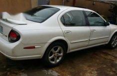 Nissan Maxima 2002 White for sale