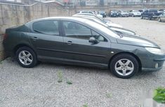 Peugeot 607 2.0 HDI 2008 Gray for sale