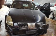 Nissan Maxima SE 2006 Black for sale
