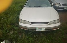 Tokunbo Honda Accord 2000 Wagon Gold for sale