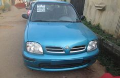 Nissan Micra 1999 Blue for sale