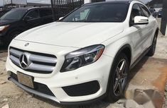 Mercedes-Benz GLA-Class 2015 White for sale