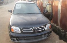 Nissan Micra 1999 Black for sale