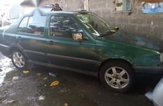 Volkswagen Vento 1999 Green color for sale