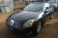 Neatly used Nissan Maxima 2004 Blue color for sale
