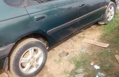Toyota Avensis 2002 2.0 D Verso Green for sale