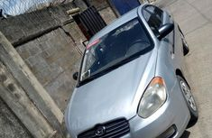Hyundai Accent 2006 Silver for sale