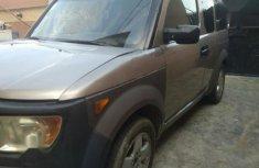 Honda Element 2004 DX 4WD Gold for sale