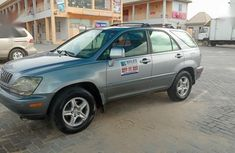 Toyota Lexcen 2004 Silver for sale
