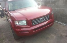 Honda Ridgeline 2006 RTS Red for sale