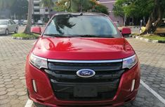 Sound system Ford Edge 2011 Red for sale