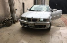 BMW 323i 2000 Silver for sale